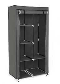 Skapis Songmics Grey, 88x45x170 cm
