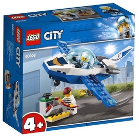 Konstruktorius Lego City Sky Police Jet Patrol 60206
