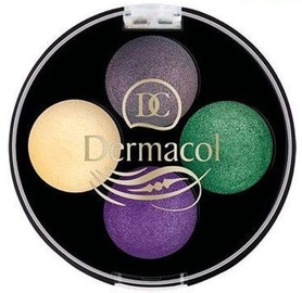 Dermacol Quattro Baked Eye Shadow 5g 08