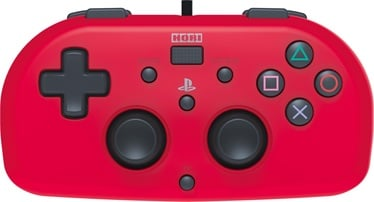 Hori Wired Mini Gamepad Red