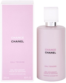 Chanel Chance Eau Tendre 200ml Shower Gel