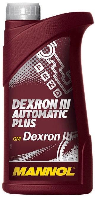 Mannol Gear Oil Dextron III Automatic Plus 1l