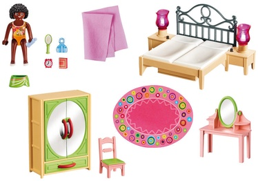 Playmobil Dollhouse Master Bedroom 5309