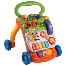 VTech First Steps Baby Walker Orange LV