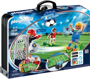 Playmobil Take Along Soccer Arena 70244