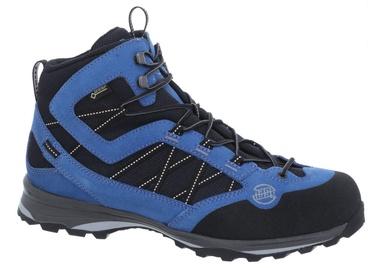 HanWag Belorado II Mid GTX Blue Black 44 1/2
