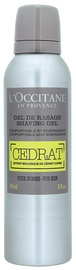 L´Occitane Cedrat Shaving Gel 150ml