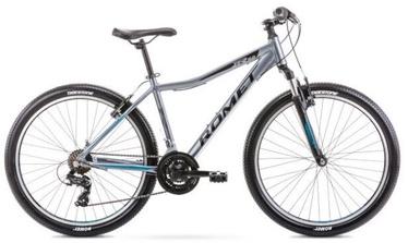 "Jalgratas Romet Rambler R6.0 JR, sinine/hall, 17"", 26"""