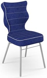 Детский стул Entelo Solo Size 6 VS06, синий/серый, 400 мм x 910 мм