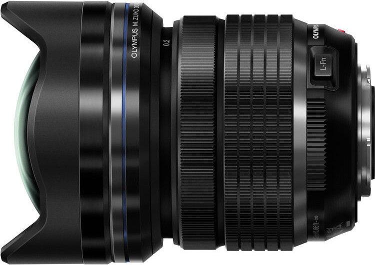 Olympus 7-14mm f/2.8 Pro M.Zuiko Digital ED Black
