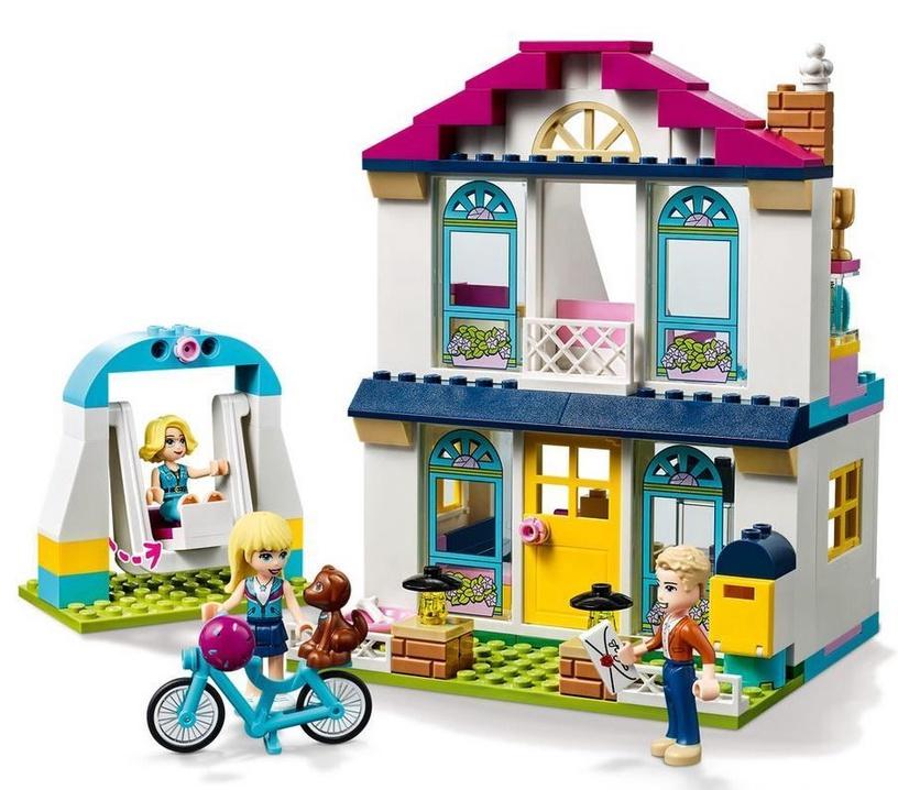 Konstruktors LEGO® Friends 41398 4+ Stefānijas māja
