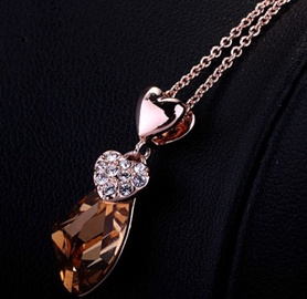 Vincento Pendant with Swarovski Elements CP-1022