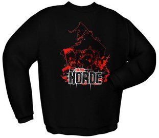 GamersWear For The Horde Sweater Black XL