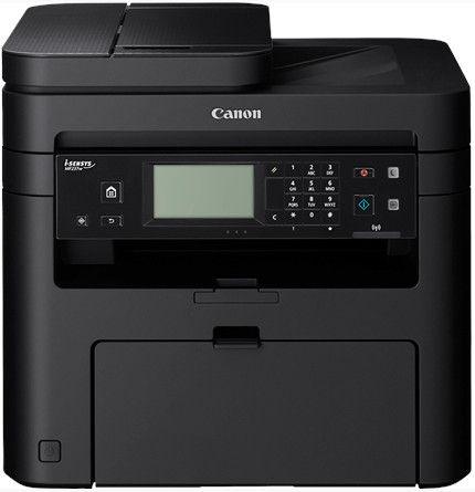 Многофункциональный принтер Canon i-SENSYS Mono MF237w, лазерный