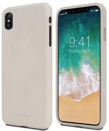 Mercury Soft feeling Matte Back Case For Apple iPhone 11 Pro Max Stone