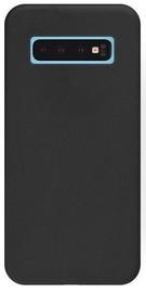 Mocco Soft Magnet Back Case For Samsung Galaxy A70 Black