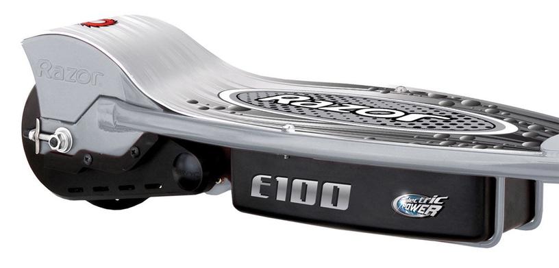 Elektriskais skūteris Razor E 100 Silver