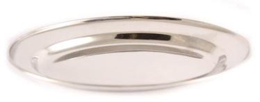Sharda Oval Serving Tray 20cmx0.5mm