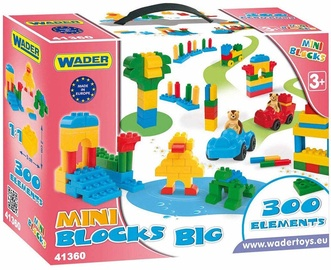 Wader Mini Blocks Big Set 300pcs 41360