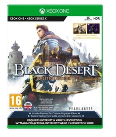 Black Desert Prestige Edition Xbox One