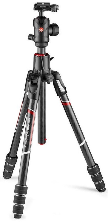 Alus Manfrotto Befree GT XPRO Carbon Tripod MKBFRC4GTXP-BH