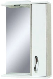 Sanservis Sirius-60 Cabinet with Mirror Orfeo 60x83.7x17cm