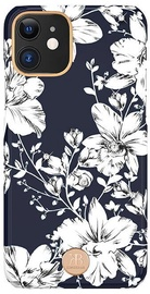 Kingxbar Blossom Back Case For Apple iPhone 11 Lily