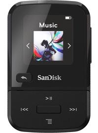 Muusikamängija Sandisk Clip Sport Go Black, 32 GB
