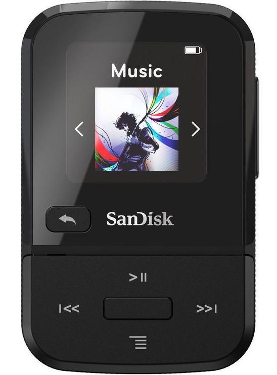 Музыкальный проигрыватель SanDisk Clip Sport Go, 32 ГБ