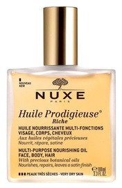 Nuxe Huile Prodigieuse Riche Nourishing Oil 100ml