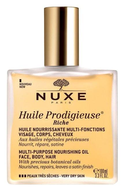 Ķermeņa eļļa Nuxe Huile Prodigieuse Riche Nourishing Oil, 100 ml