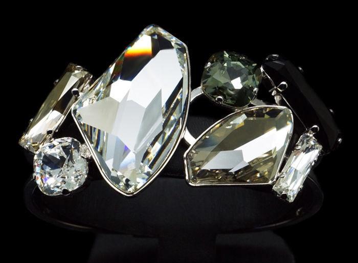 Diamond Sky Bracelet Crystallite With Swarovski Crystals