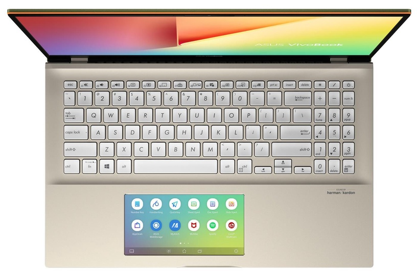Asus VivoBook S15 S532FAC-BN095T Green PL