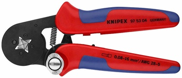 Knipex Wire Nozzle Crimping Pliers 0.08-10+16 mm2