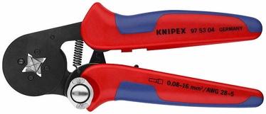 Noņēmējs Knipex Wire Nozzle Crimping Pliers 0.08-10+16 mm2