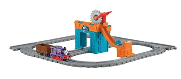 Fisher Price Thomas & Friends Thomas Adventures Charlie's Day At The Quarry FBC59