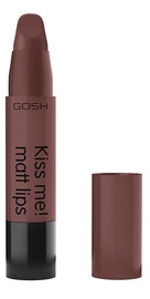 Gosh Kiss Me Matt Lipstick 2g Nude Kiss