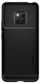 Spigen Rugged Armor Super Elegant Back Case For Huawei Mate 20 Pro Black