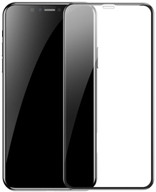 Baseus 3D Tempered Glass Full Coveraged Screen Protector For Apple iPhone XS Max Black