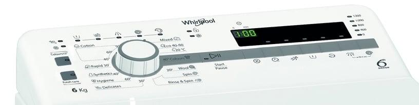 Skalbimo mašina Whirlpool TDLR 6230SS EU/N