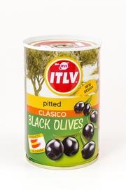 Alyvuogės juodosios, ITLV, be kauliukų 314 ml.