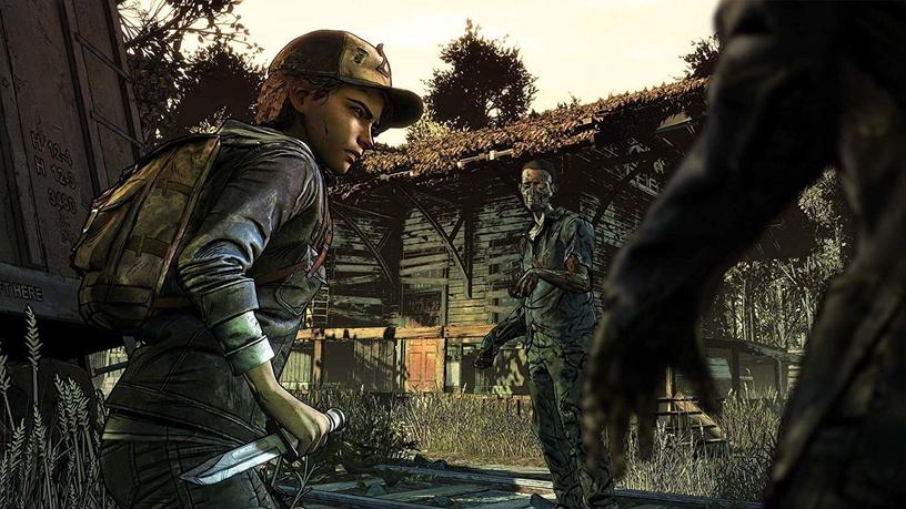 Игра Xbox One Walking Dead The Final Season The Telltale Series Xbox One
