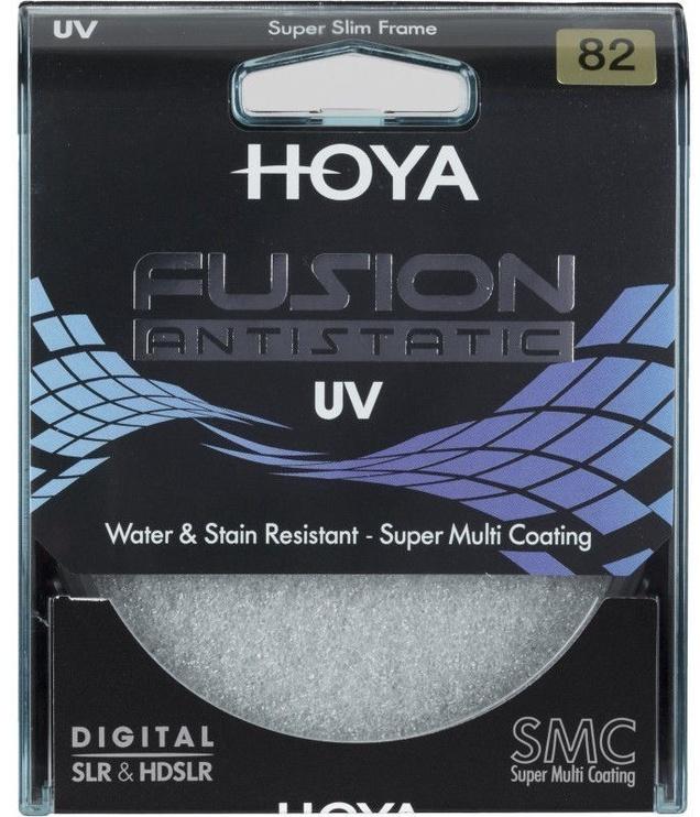 Hoya Fusion Antistatic UV Filter 82mm