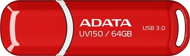 Adata 64GB DashDrive UV150 USB 3.0 Red