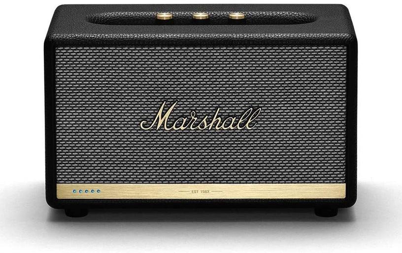 Marshall Action II Bluetooth Speaker Black