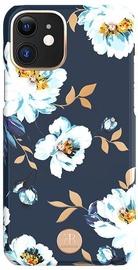 Kingxbar Blossom Back Case For Apple iPhone 11 Gardenia