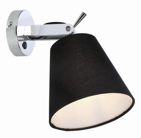 Light Prestige Bali Wall Lamp E27 60W Black