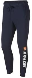 Nike M NSW HBR Jogger FLC 928725 451 Blue 2XL