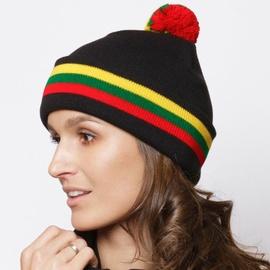 Kepurė Knitas 507, dvigubas, dydis 52 - 56