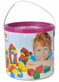 Eichhorn Colorful Blocks 100pcs